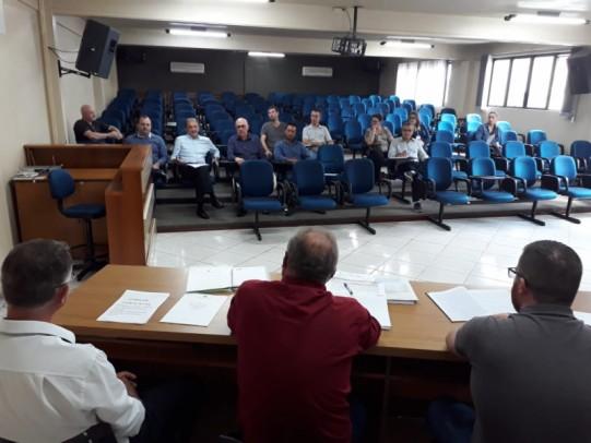 Foto de capa da notícia: Comude elege nova diretoria e aprova investimento para infraestrutura urbana