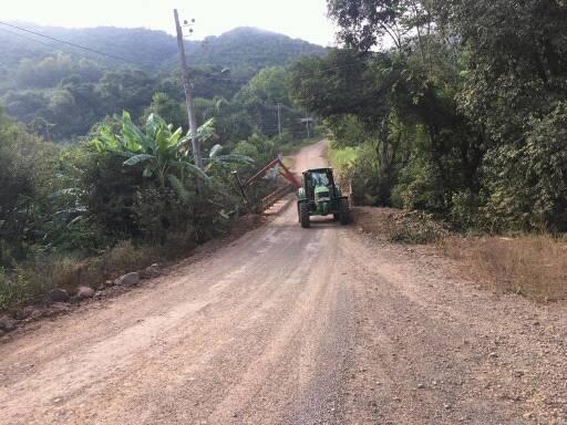 Foto de capa da notícia: Estradas do interior e Arroio Barracão recebem atenção especial