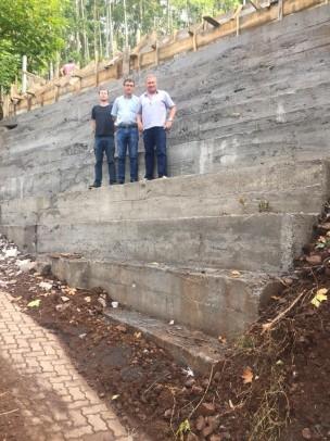 Foto de capa da notícia: Morro do Galon: Mirante será construído para apreciar a vista da cidade