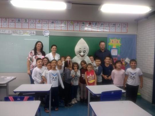 Foto de capa da notícia: Prevenção: Semana da Saúde na escola