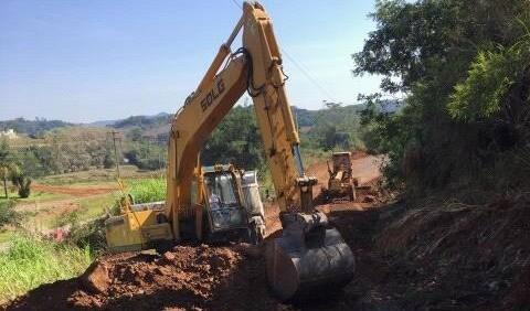 Foto de capa da notícia: Obras de infraestrutura nas áreas urbana e rural