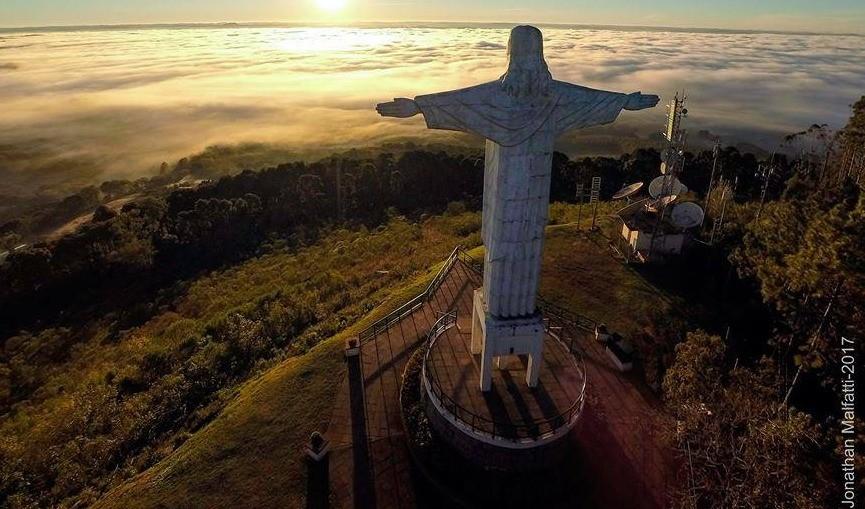 Foto da Notícia Páscoa: Infraestrutura pronta para receber fiéis nas celebrações religiosas
