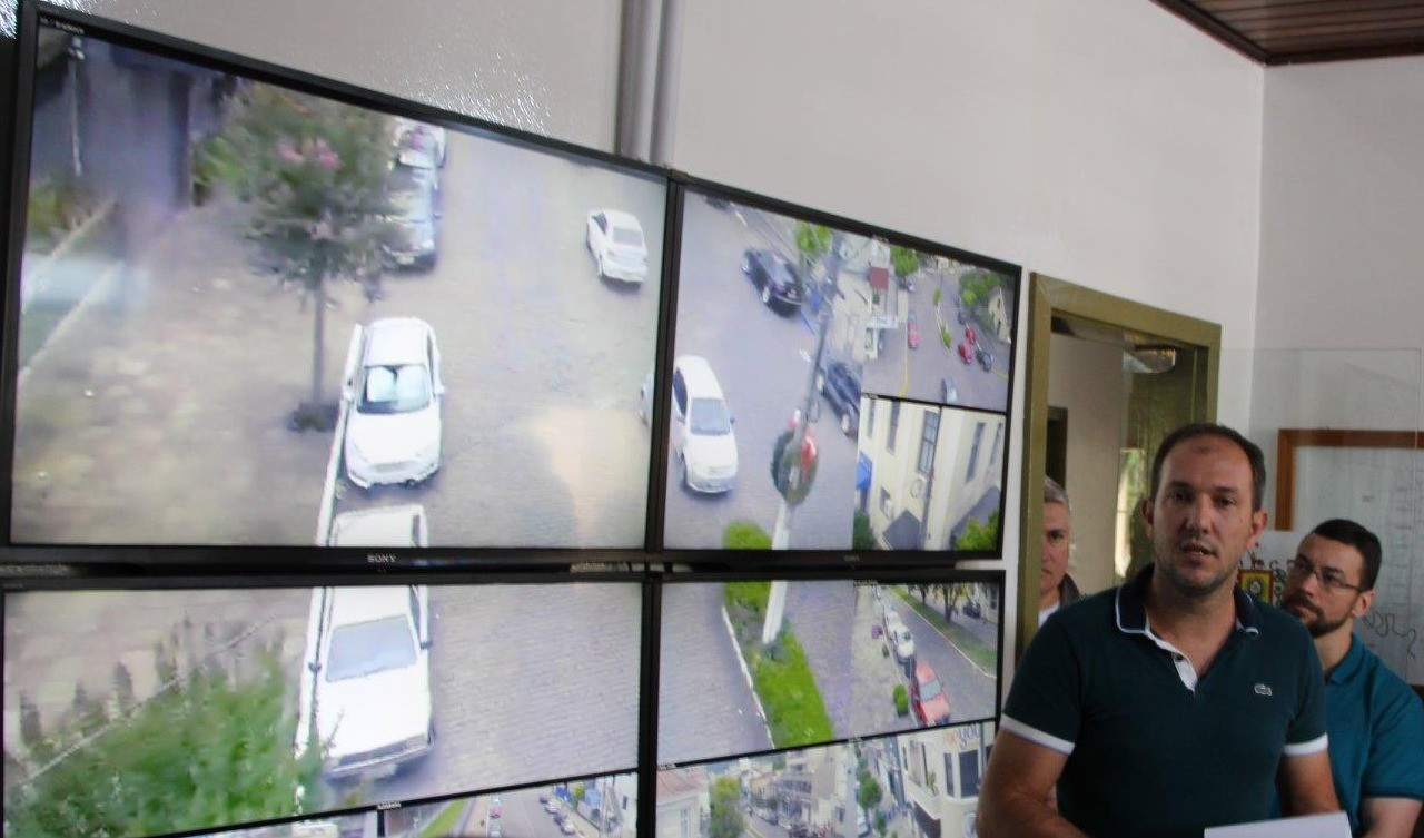 Foto de capa da notícia: Plano Municipal de Segurança Pública é criado para auxiliar no combate à criminalidade em Guaporé