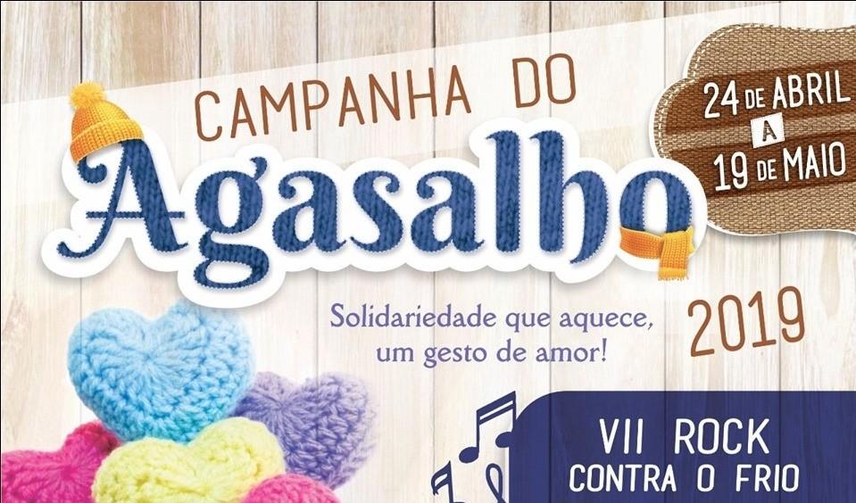 Foto de capa da notícia: Campanha do Agasalho encerra com VII Rock contra o Frio