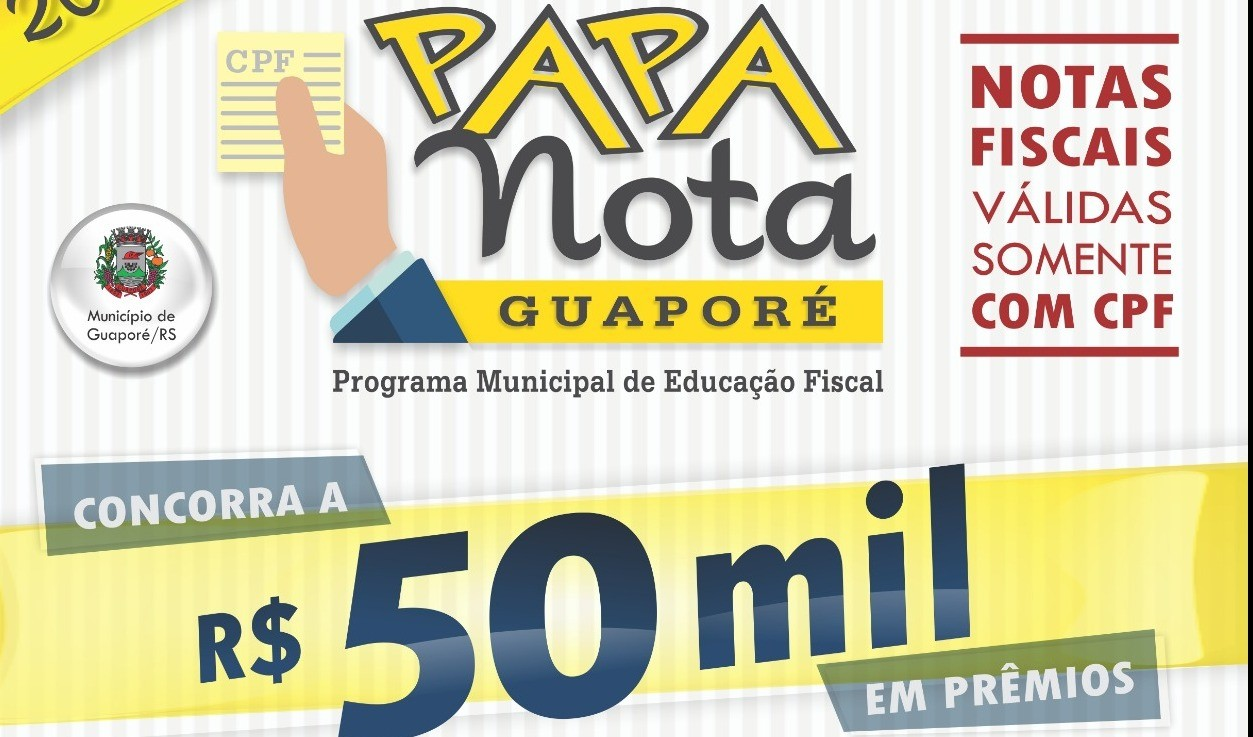 Foto de capa da notícia: Papa Nota: troca de notas por cupons começa em junho