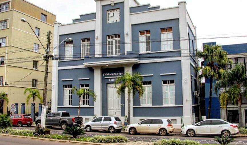 Foto de capa da notícia: Poder Executivo investe na recuperação e revitalização de prédios públicos