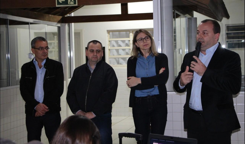 Foto de capa da notícia: Poder Público presta contas à comunidade da Escola Zaida Zanon