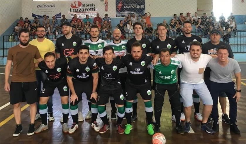 Foto de capa da notícia: Meia Boca, Texas e Ajax disputam o topo do Campeonato Municipal de Futsal