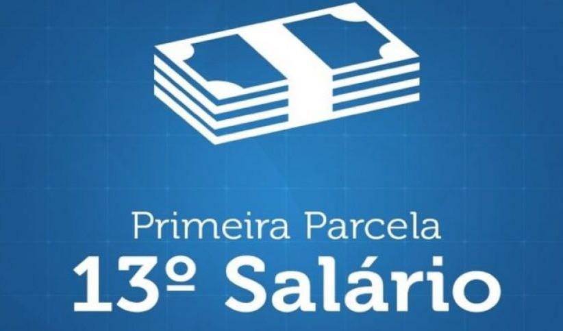 Foto de capa da notícia: Poder Público antecipa 1ª parcela do 13º salário ao funcionalismo