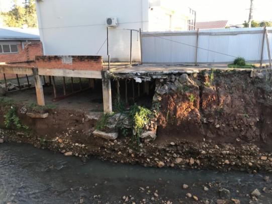"""Foto de capa da notícia: Poder Público investirá cerca de R$ 650 mil para nova """"ponte do Curtume"""""""