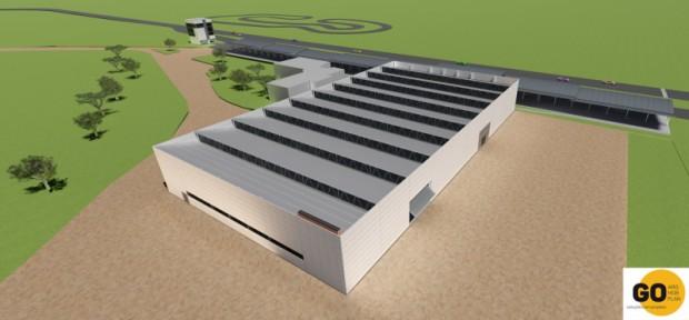Foto de capa da notícia: Poder Público apresenta projeto arquitetônico do Centro Municipal de Eventos
