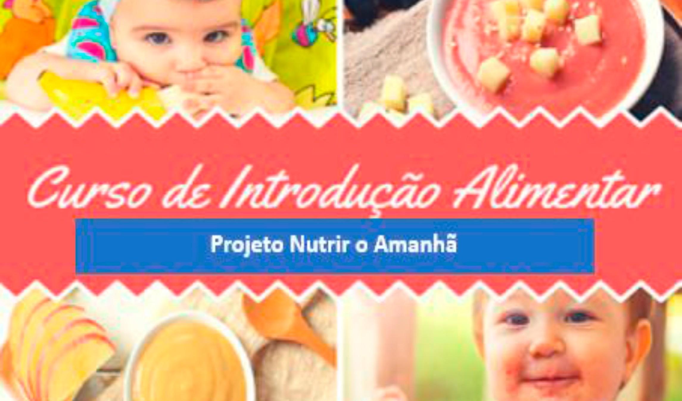 Foto de capa da notícia: Nutrição: Curso de papinhas tem inscrições abertas