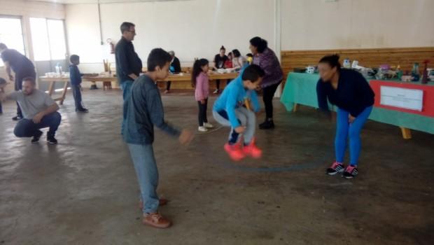 """Foto de capa da notícia: Escola Dr. Jairo Brum realiza projeto """"Brinquedos, brincadeiras, cantos, contos e encantos de ontem e hoje"""""""