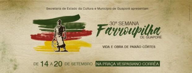 Foto de capa da notícia: Semana Farroupilha chega à 30ª edição com o melhor da arte e da música do Rio Grande