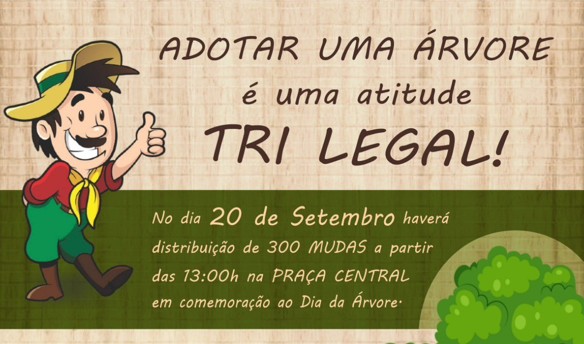 Foto de capa da notícia: Secretaria de Meio Ambiente distribuirá mudas de árvores nativas no Dia do Gaúcho
