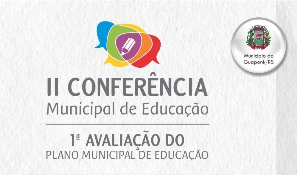 Foto de capa da notícia: II Conferência Municipal de Educação acontece em outubro
