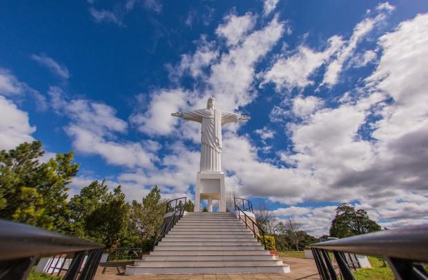Foto Monumento do Cristo