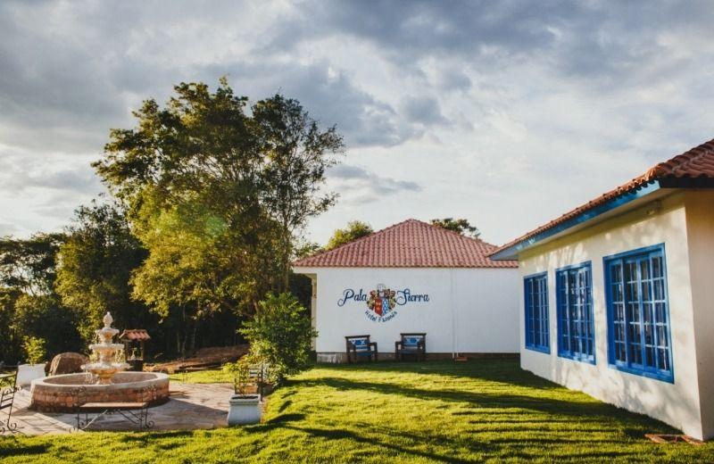 Foto Inaugura no Interior de Guaporé o Pala Sierra Hotel Fazenda