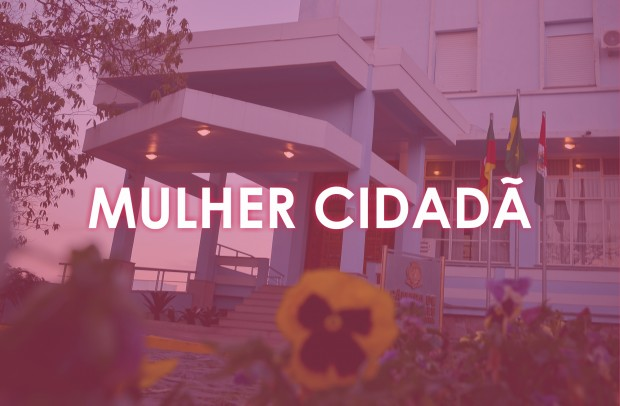 Foto de capa Mulher Cidadã