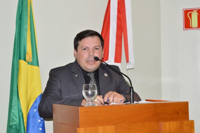 Foto de capa da notícia Vereador aborda segurança nos municípios do interior.