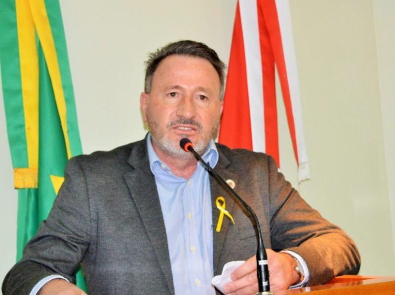 Foto de capa da notícia Vereador destaca apoio de políticos gaúchos no âmbito Federal.