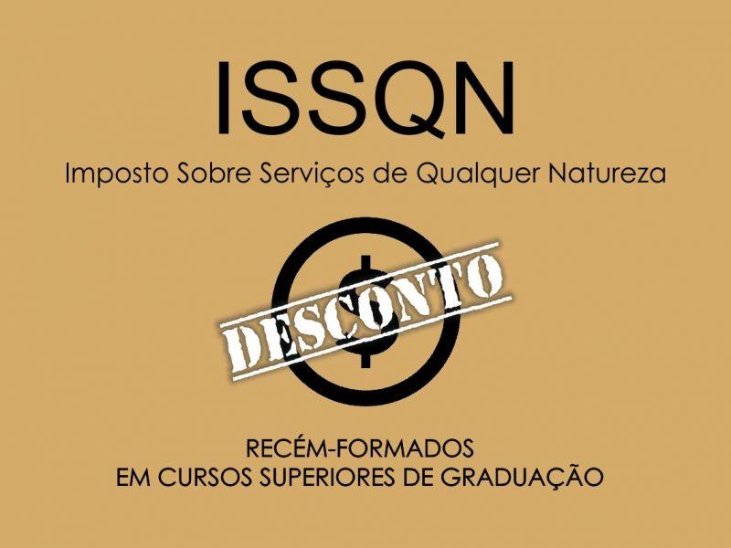 Foto de capa da notícia Imposto Sobre Serviços de Qualquer Natureza