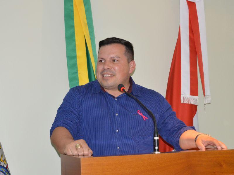 Foto de capa da notícia Vereador fala sobre projeto que estabelece a Semana do Turismo no município.