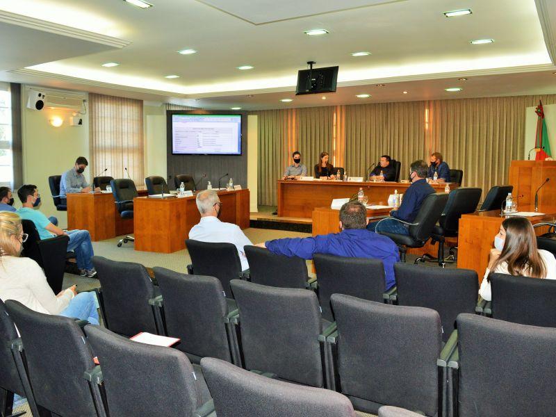 Foto de capa da notícia Município prevê um orçamento de R$125.498.321,00 para 2021.