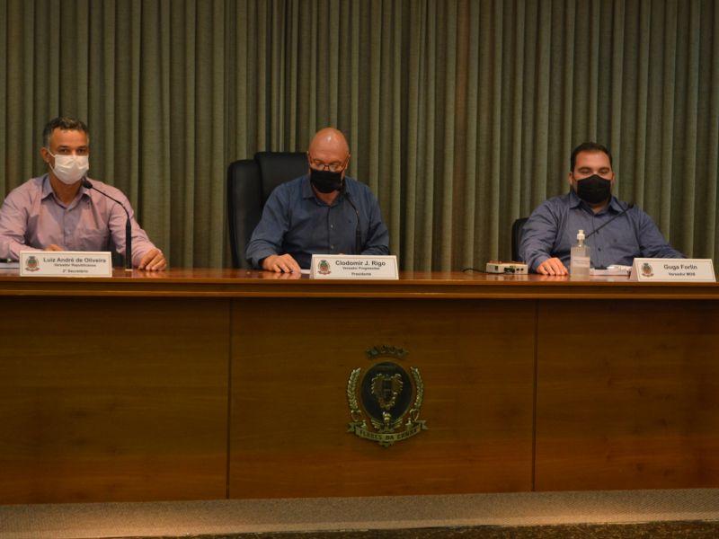 Foto de capa da notícia: Comissão Representativa reuniu-se na quinta