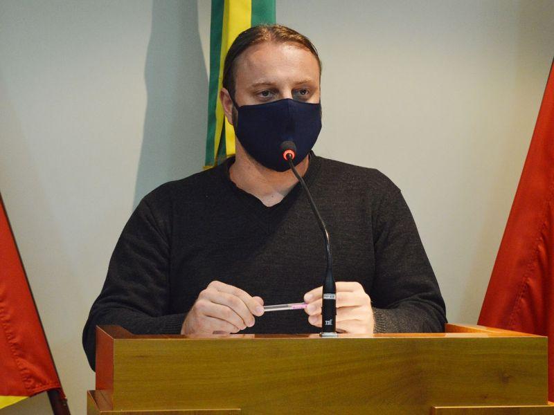 Foto de capa da notícia Boscari avalia atuação dos primeiros meses como vereador