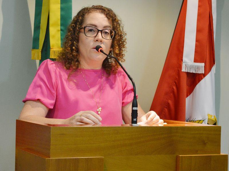 Foto de capa da notícia Silvana De Carli assume presidência da Câmara de Vereadores