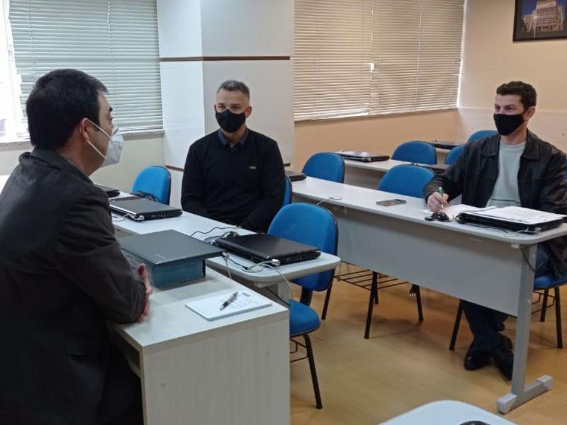 Foto de capa da notícia Comissão de Constituição reúne-se com Instituto Gama
