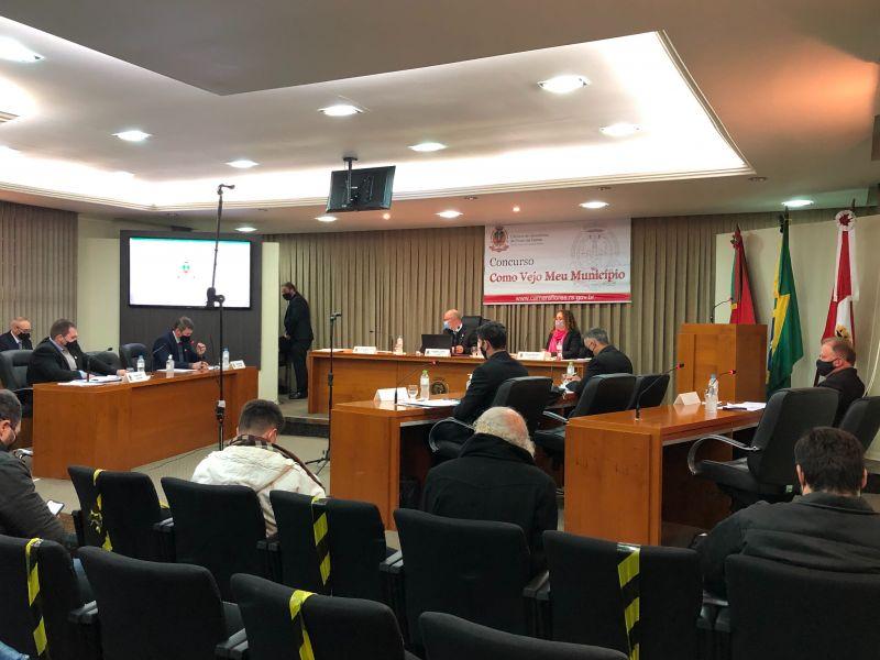 Foto de capa da notícia Vereadores aprovam três projetos de lei