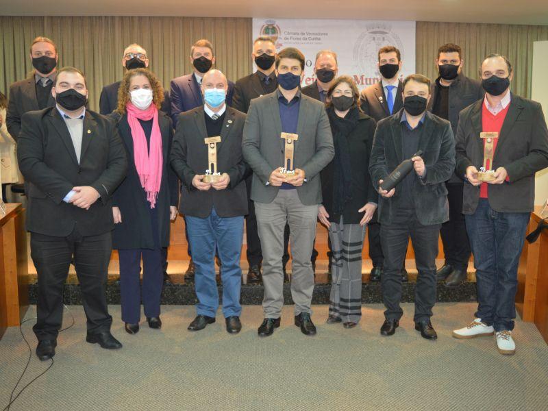 Foto de capa da notícia Vereadores divulgam vencedores do Concurso Como Vejo Meu Município