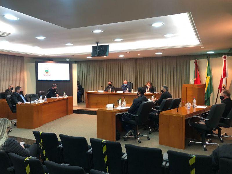 Foto de capa da notícia Câmara aprova criação de criação de Comissão Especial