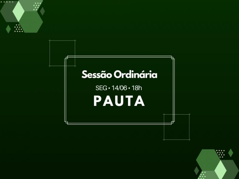 Foto de capa da notícia PL que autoriza aquisição de equipamento para limpeza urbana será votado segunda