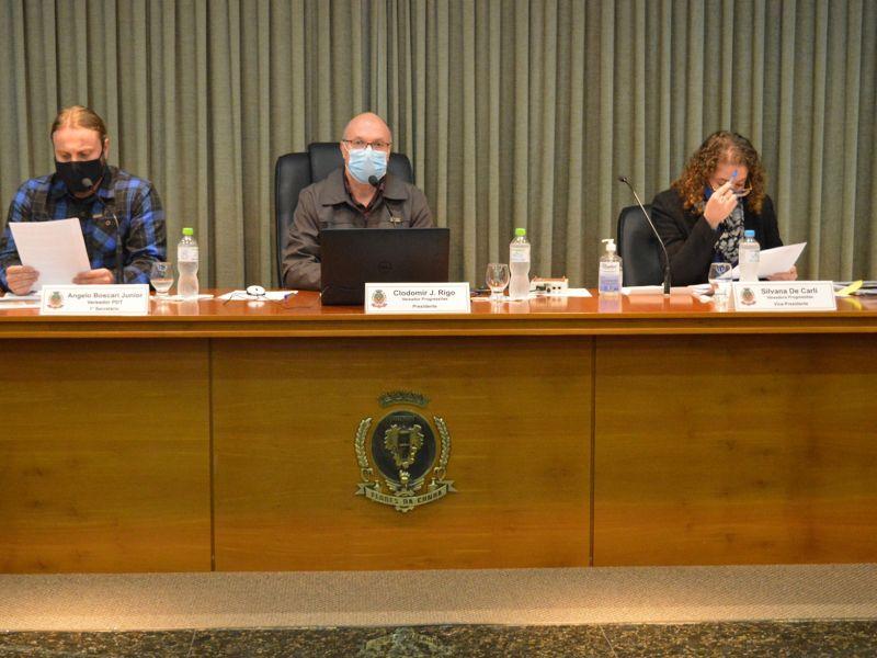 Foto de capa da notícia Câmara aprova concessão de título de Cidadão Florense ao enólogo João Vignatti