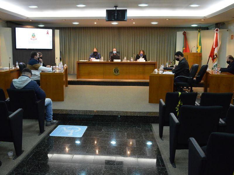 Foto de capa da notícia Vereadores votam emendas ao Plurianual em sessão extraordinária