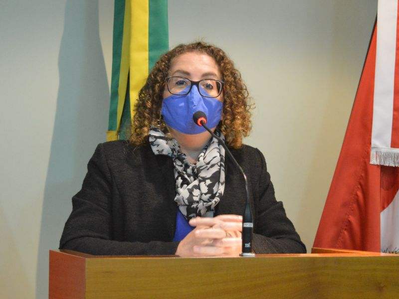 Foto de capa da notícia Silvana apresenta balanço do primeiro semestre da Prefeitura