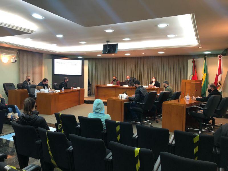 Foto de capa da notícia Vereadores aprovam emendas ao Plano Plurianual