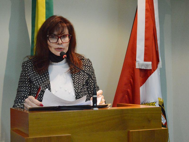 Foto de capa da notícia Jaqueline Guerra defende criação de Conselho da Mulher