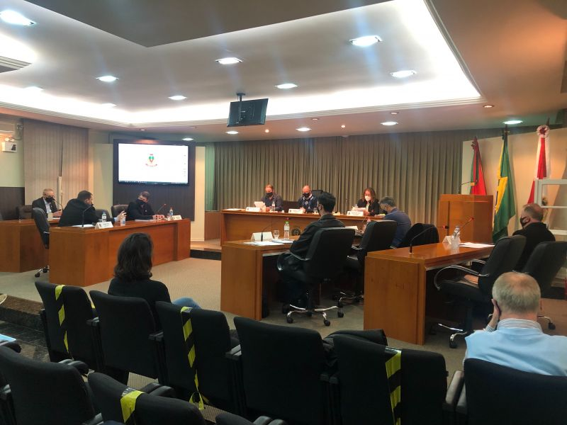 Foto de capa da notícia Três projetos de lei aprovados nesta segunda