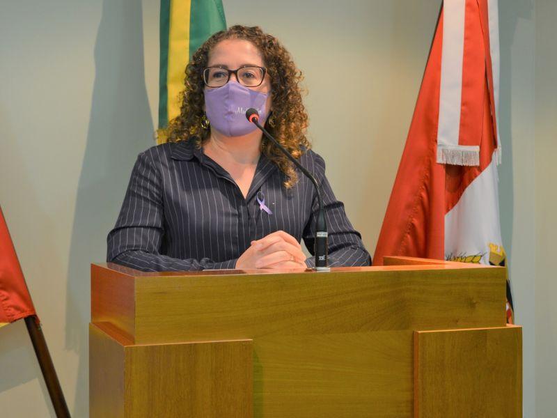 Foto de capa da notícia Silvana divulga Semana Nacional da Pessoa Com Deficiência Intelectual e Múltipla