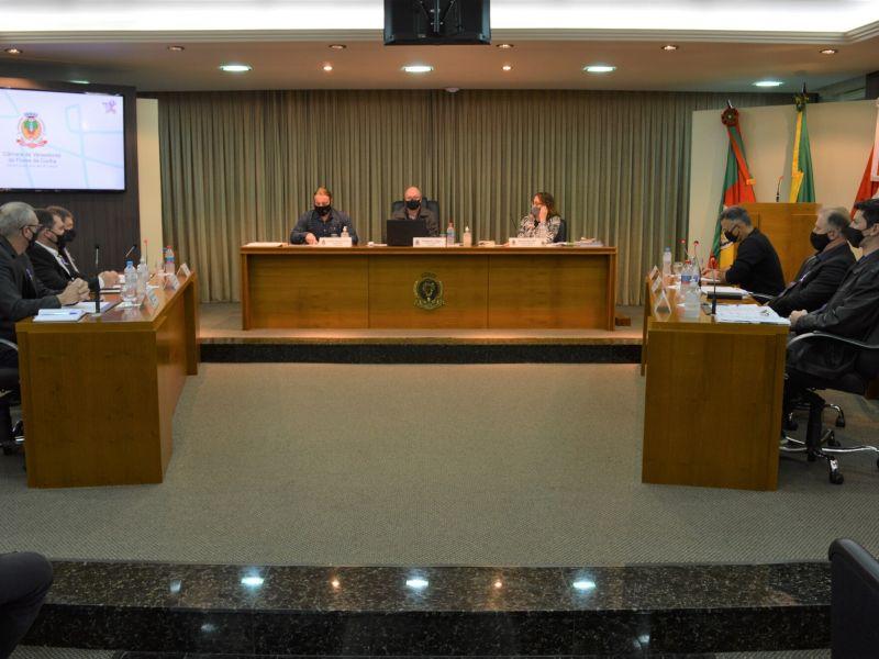 Foto de capa da notícia Vereadores autorizam crédito para ampliação de creche municipal