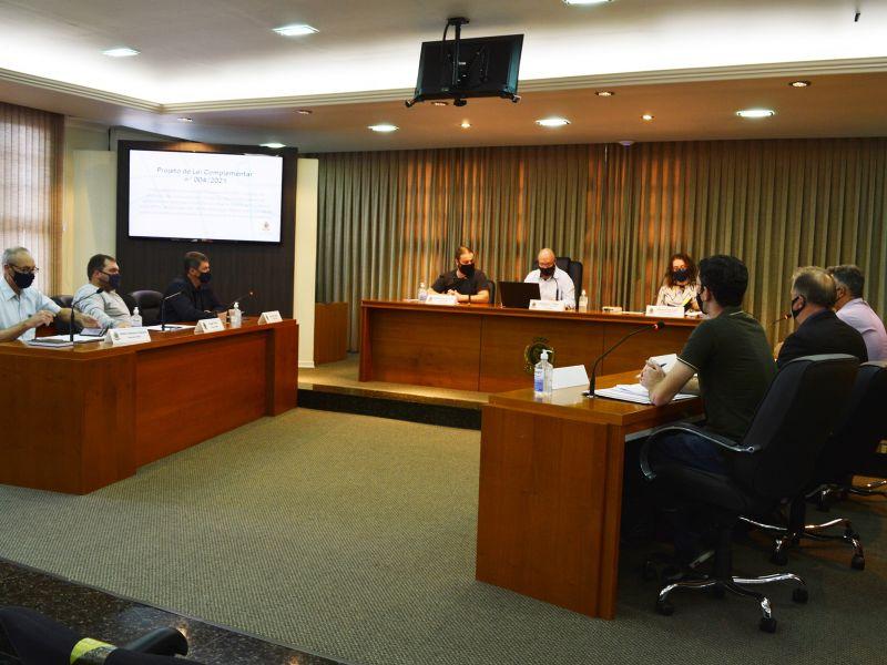 Foto de capa da notícia Vereadores aprovam Regime de Previdência Complementar