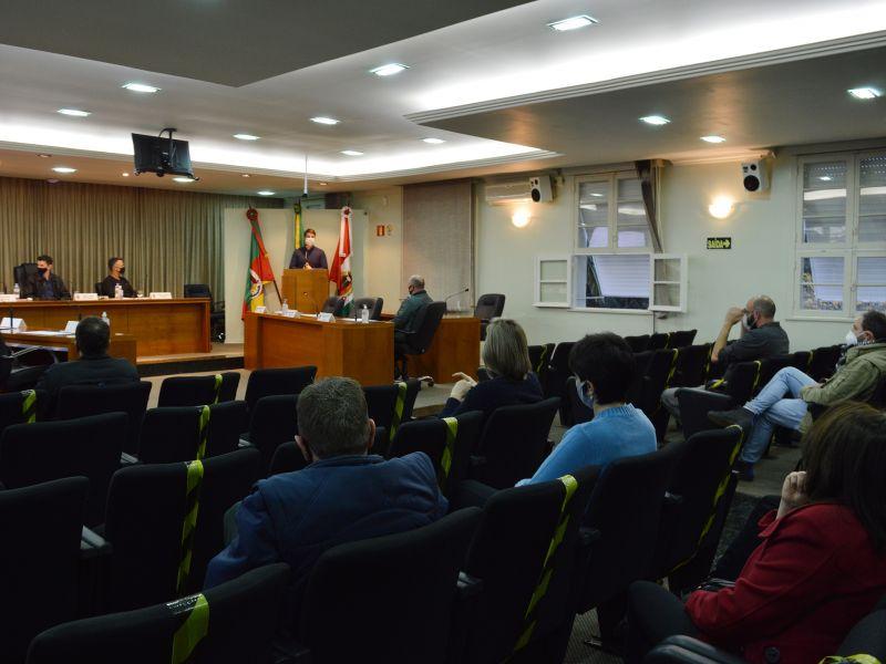 Foto de capa da notícia Código de Posturas e de Convivência Cidadã é apresentado para a comunidade