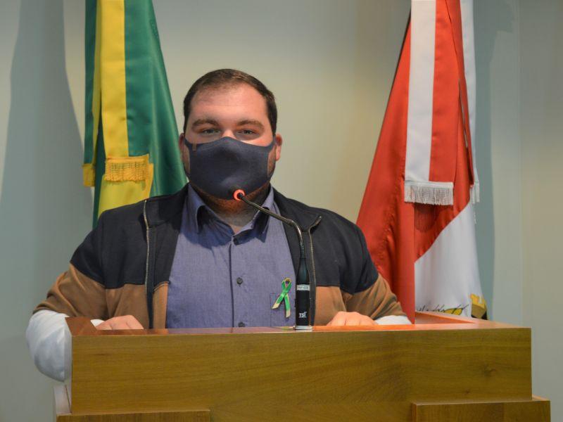 Foto de capa da notícia Forlin destaca municipalização da VRS 814
