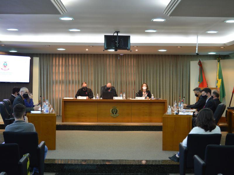 Foto de capa da notícia Vereadores aprovam Moção de Congratulações