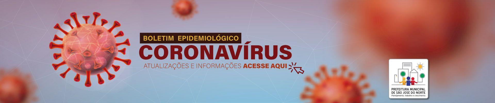 Banner 1 - Coronavirus