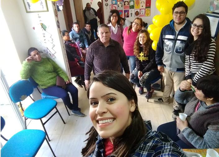 Foto de capa da notícia Arraiá do Caps alegra pacientes e funcionários